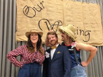 Hillbilly Wedding - Donovan is welcomed into the Hillbilly Family!